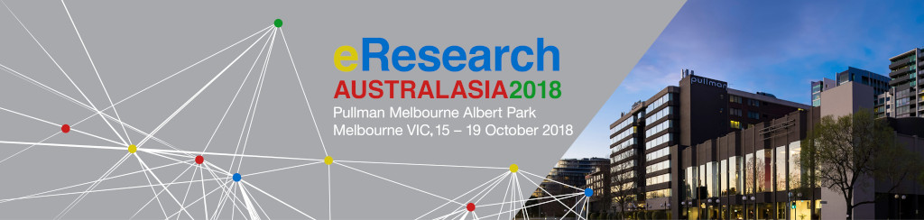 eResearch Australasia Banner
